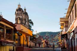 Fin de semana mágico en Tepoztlán