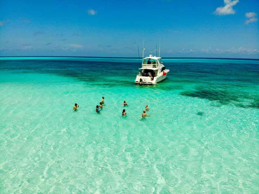 Cozumel, la isla más grande del caribe mexicano.