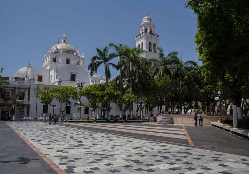 Recorre el zócalo de la ciudad de Veracruz y descubre la gastronomía y cultura de este cálido lugar
