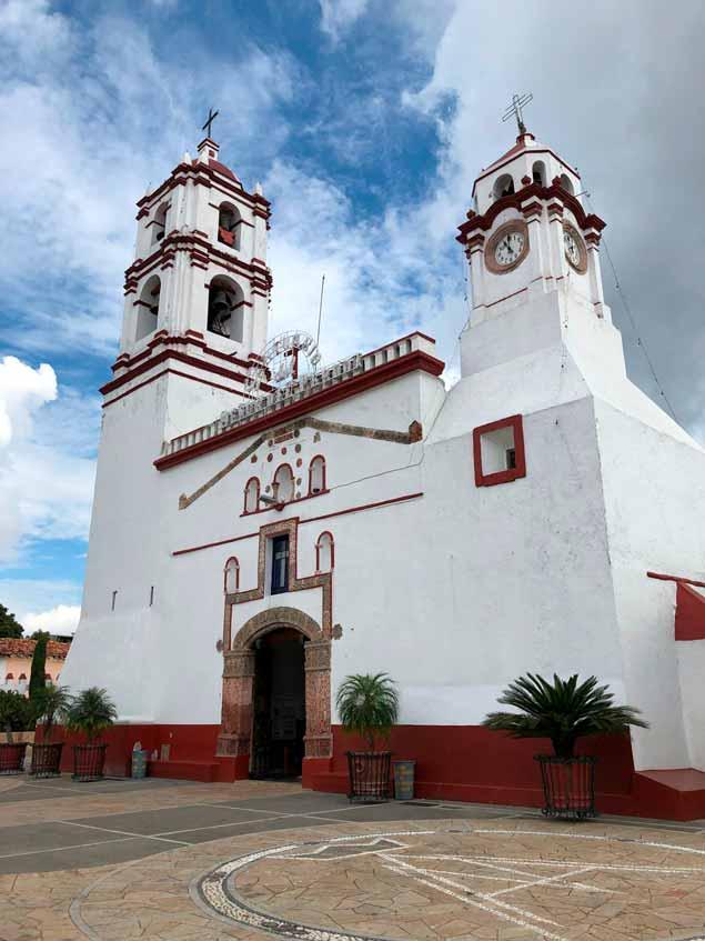 Parroquia de Ixtapan de la Sal