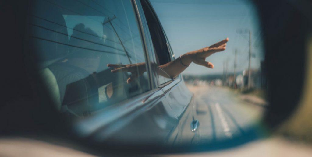 Viaje en auto a Ixtapan de la Sal